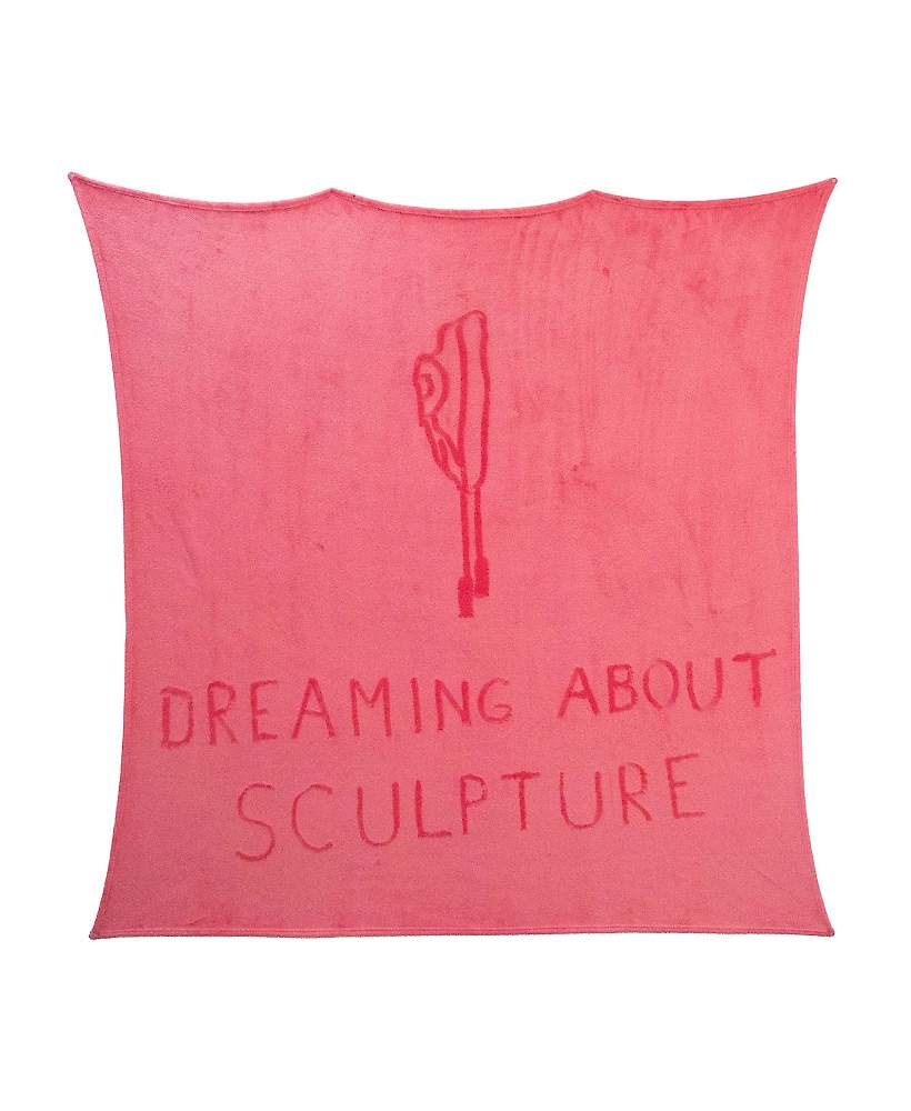 dreaming about sculpture